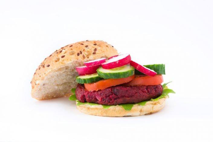 Soluzioni per la preparazione di Hamburger Vegani - Mec Import
